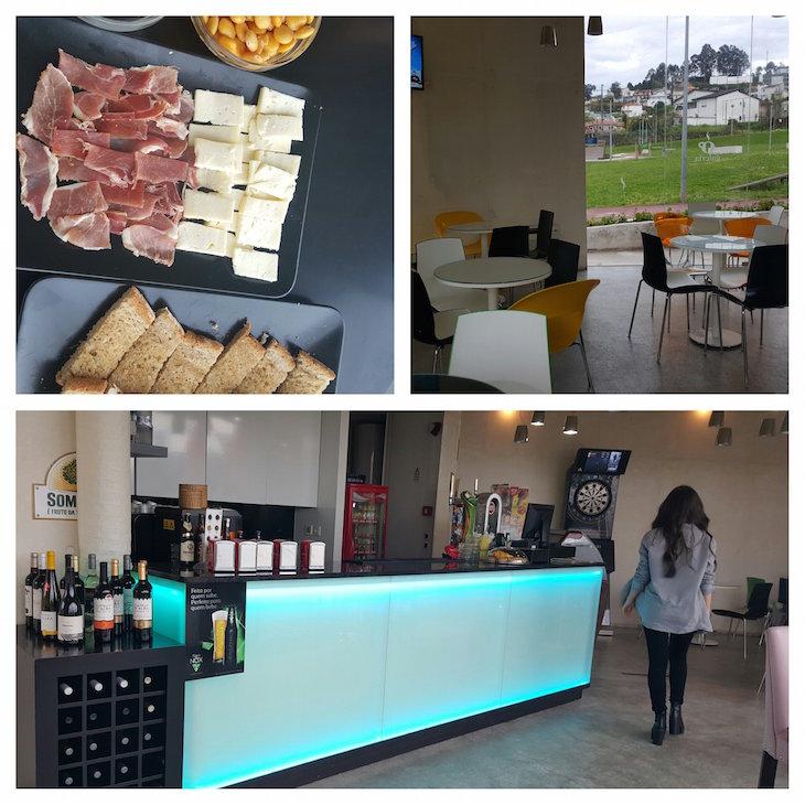 Galeria Café, Felgueiras © Viaje Comigo
