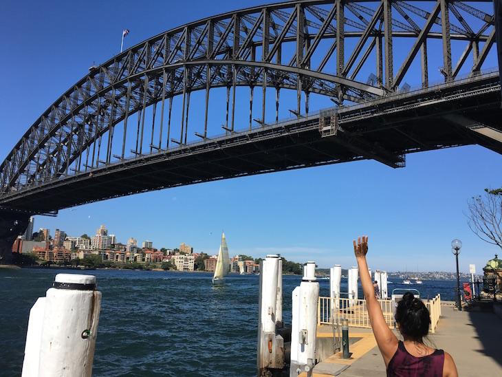 Harbour Bridge - Direitos Reservados