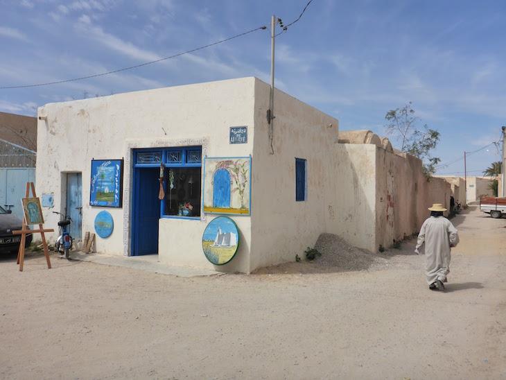 Lojas de Erriadh, Djerba, Tunisia © Viaje Comigo