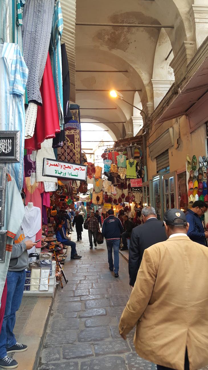 Medina de Tunes, Tunísia © Viaje Comigo