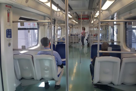 Metro, Atenas, Grécia © Viaje Comigo