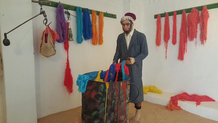 Museu de Guellala, Djerba, Tunísia © Viaje Comigo