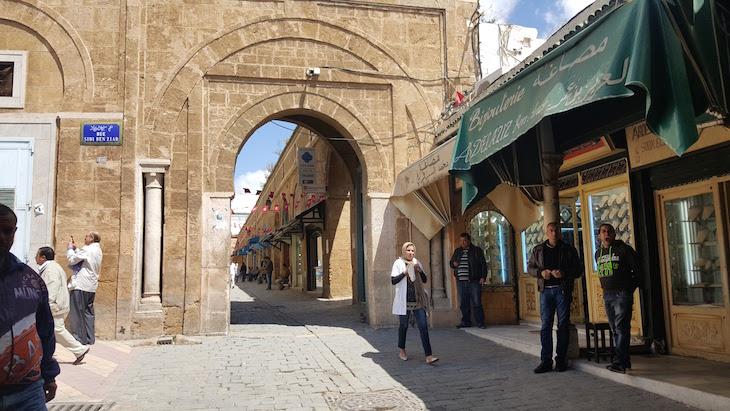 Na Medina de Tunes, Tunísia © Viaje Comigo