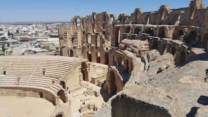 Anfiteatro El Jem, Tunísia © Viaje Comigo