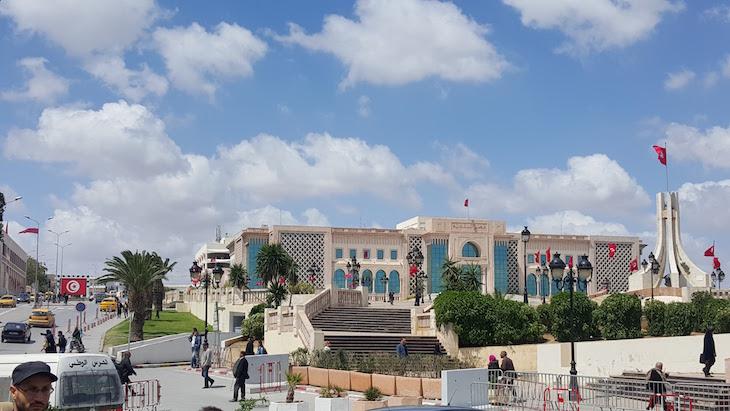 Palácio Tunes, Tunísia © Viaje Comigo
