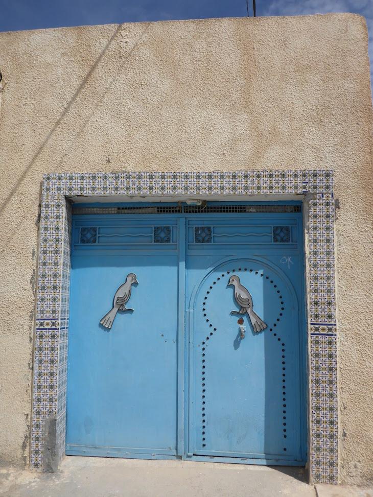 Porta de Erriadh, Djerba, Tunisia © Viaje Comigo