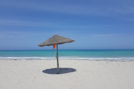 Praia Tunísia © Viaje Comigo