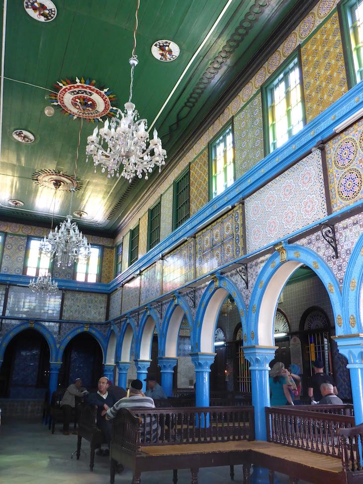 Sinagoga La Ghriba, Djerba, Tunísia © Viaje Comigo