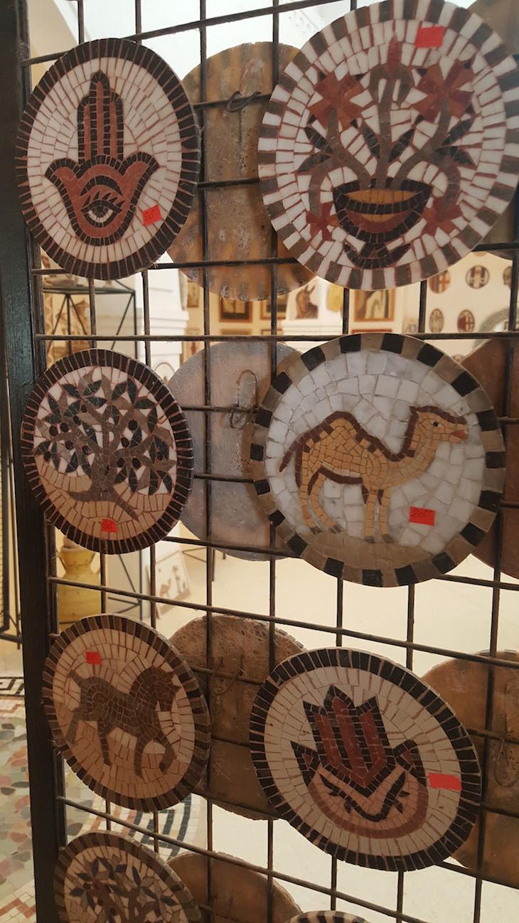 Souvenirs no Museu de Guellala, Djerba, Tunísia © Viaje Comigo