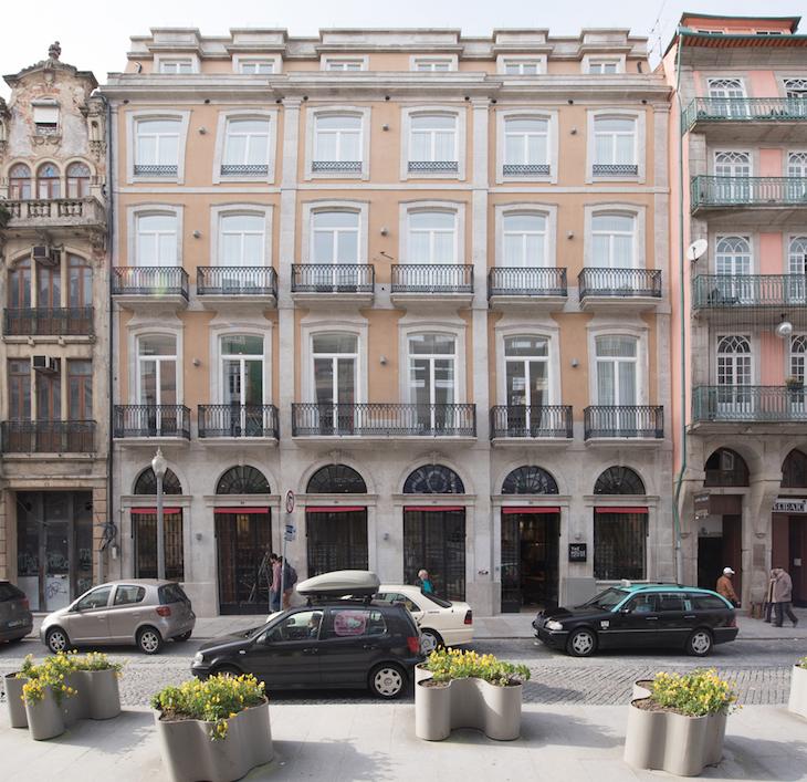 Fachada exterior do The House Ribeira Hotel - DR
