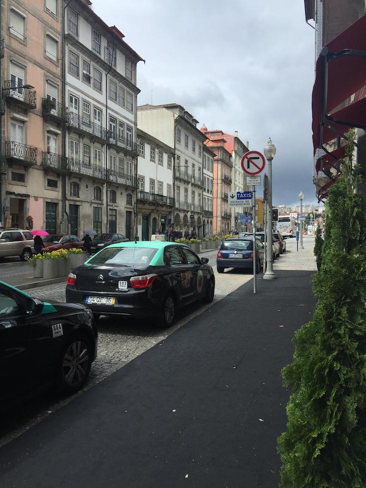 Entrada do The House Ribeira Hotel © Viaje Comigo