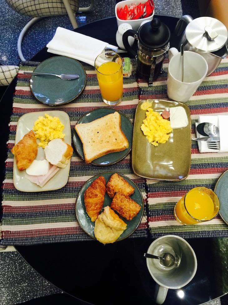 Pequeno-almoço no The House Ribeira Hotel © Viaje Comigo