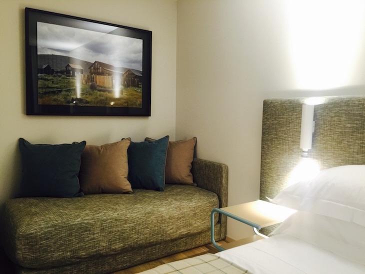 Quarto do The House Ribeira Hotel © Viaje Comigo
