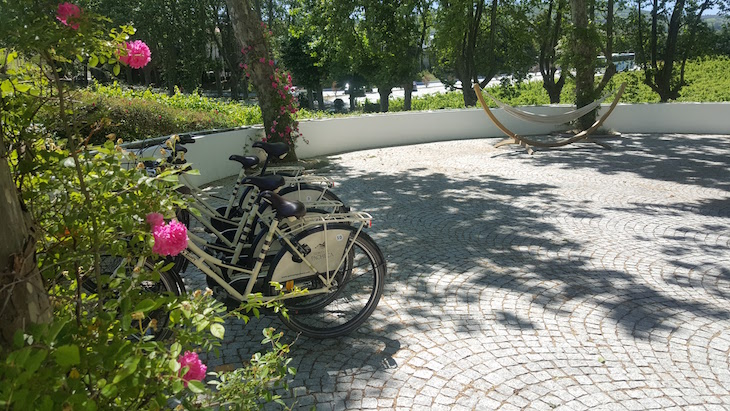 Bicicletas da Quinta da Pacheca © Viaje Comigo