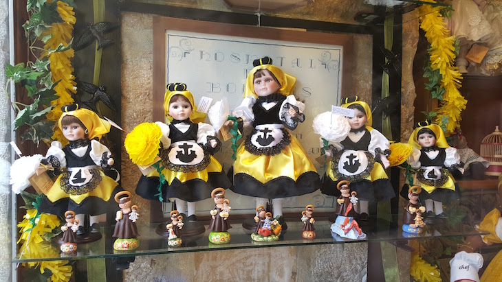 Bonecas do Hospital de Bonecas, Lisboa © Viaje Comigo