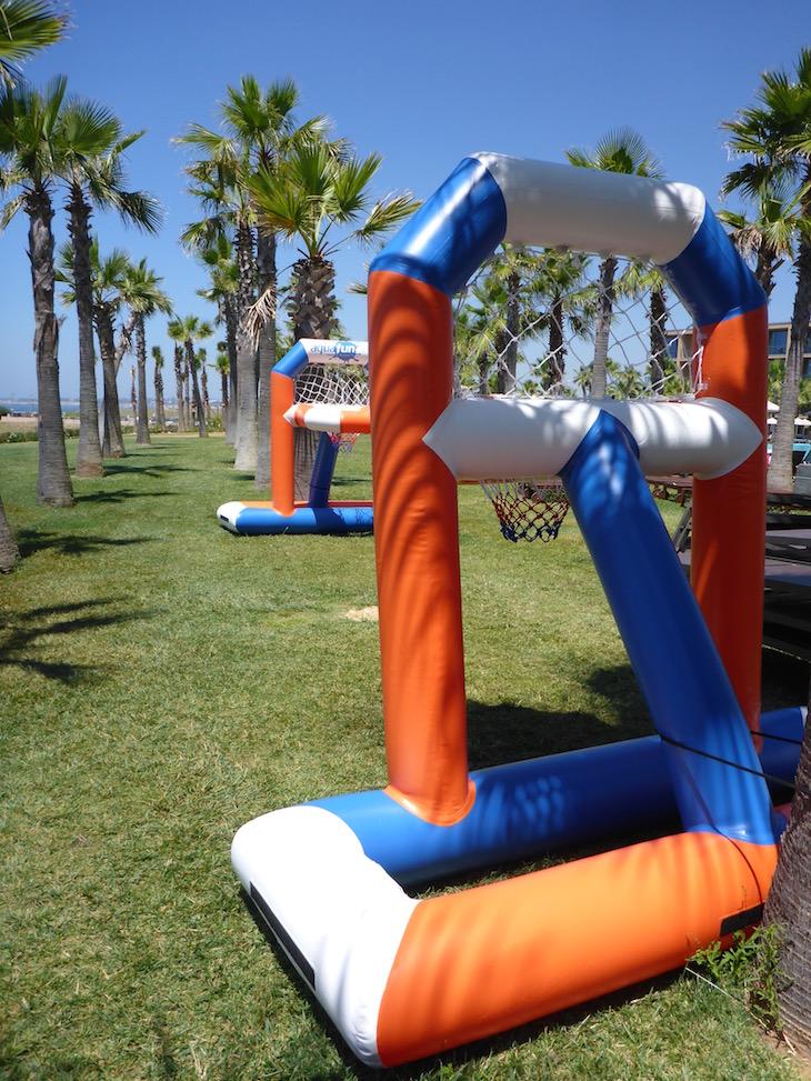Brincadeiras no Vidamar Resort Algarve © Viaje Comigo
