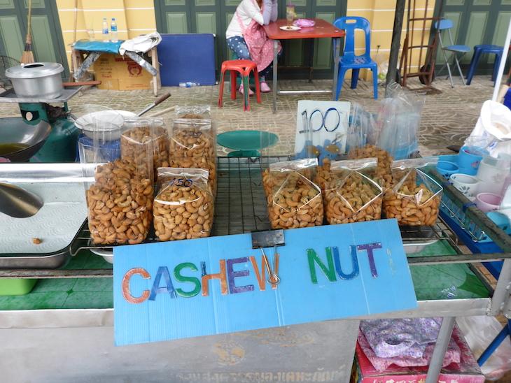 Caju, Banguecoque, Tailândia © Viaje Comigo