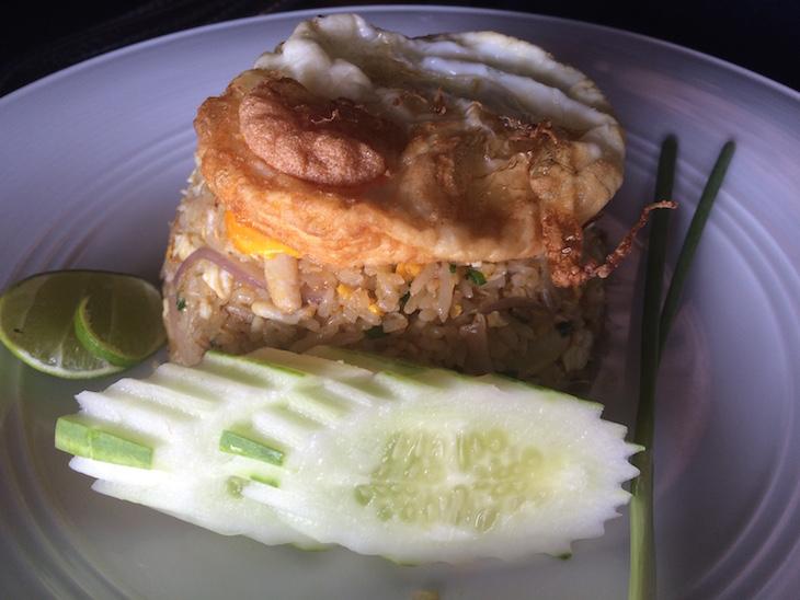 Comida do Sala Rattanakosin, Banguecoque, Tailândia © Viaje Comigo