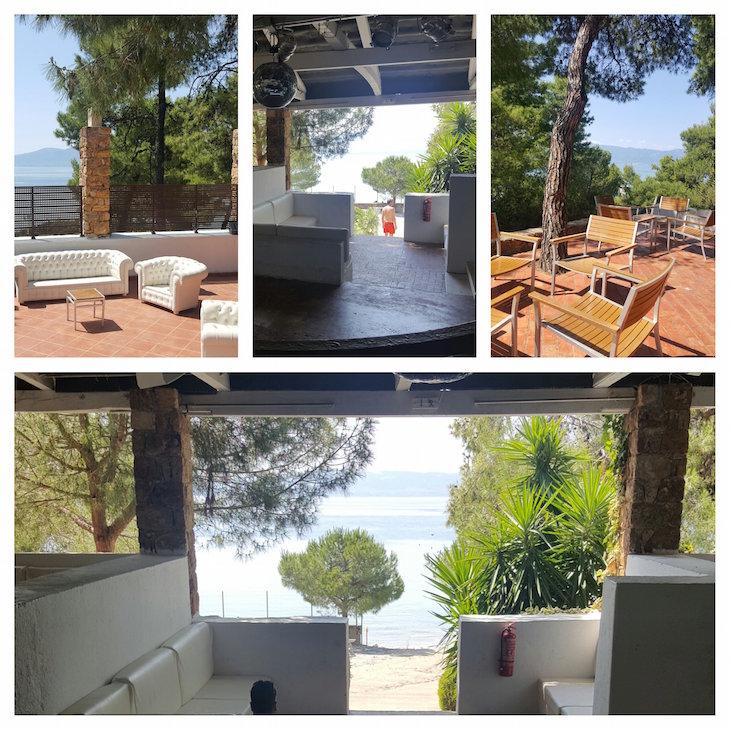 Discoteca - Club Med Gregolimano - Grécia © Viaje Comigo