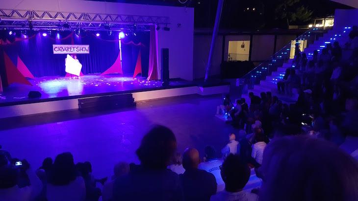 Espetáculos no Club Med Gregolimano - Grécia © Viaje Comigo