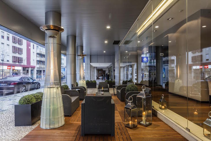 Esplanada Czar Lisbon Hotel - DR