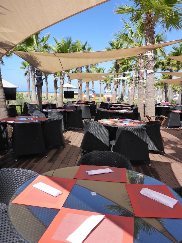 Esplanada no Vidamar Resort Algarve © Viaje Comigo