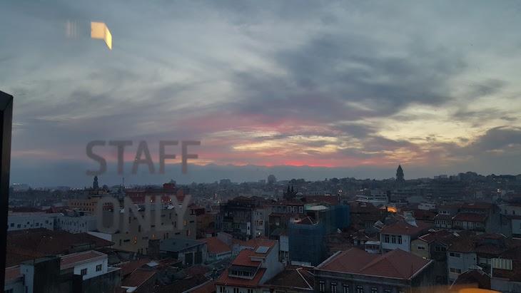 Fim de dia no Portobello Rooftop Restaurant & Bar © Viaje Comigo