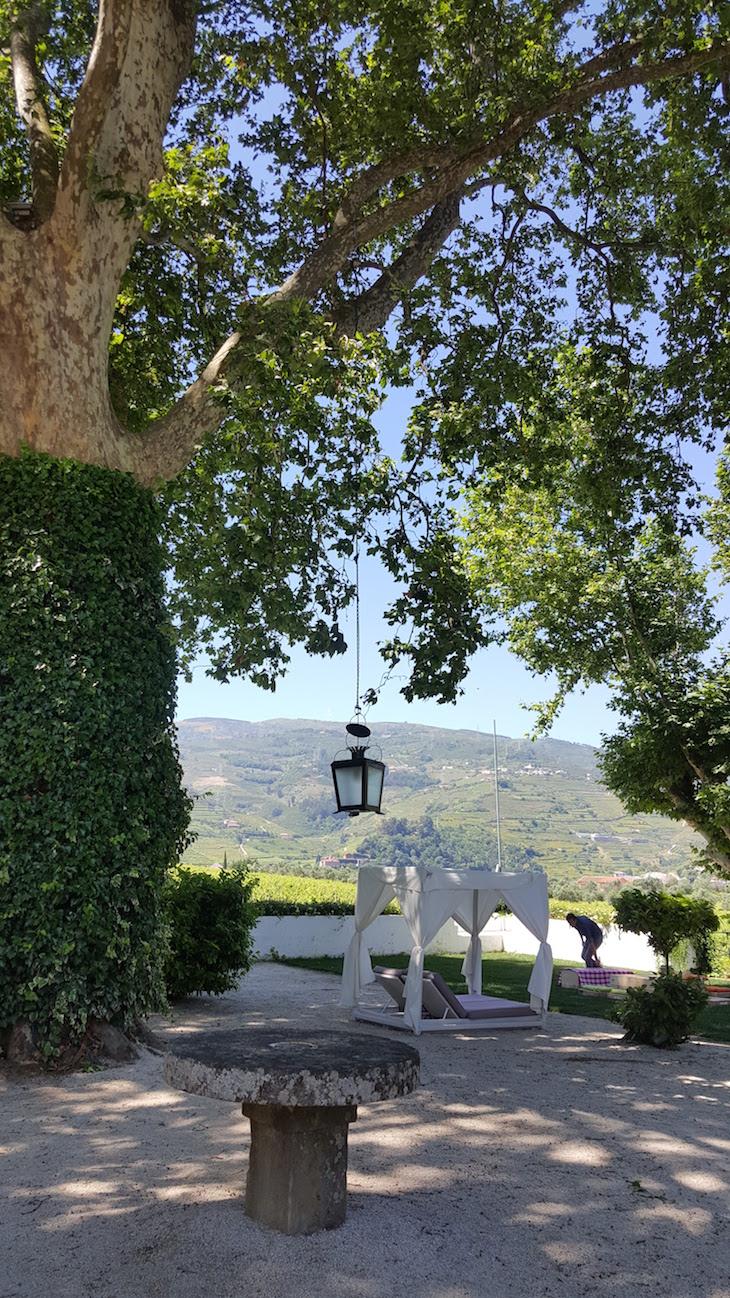 Jardins da Quinta da Pacheca © Viaje Comigo