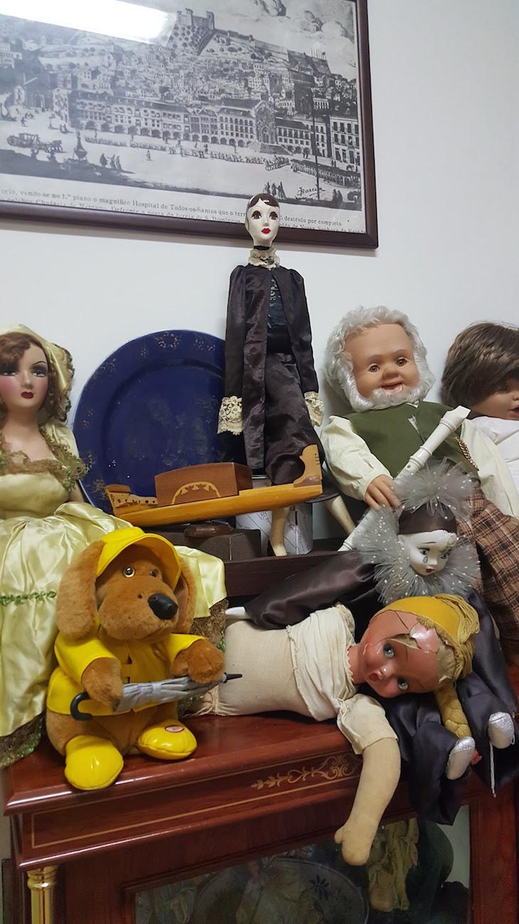Museu do Hospital de Bonecas, em Lisboa © Viaje Comigo