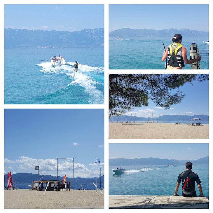 Atividades na água no Club Med Gregolimano - Grécia © Viaje Comigo