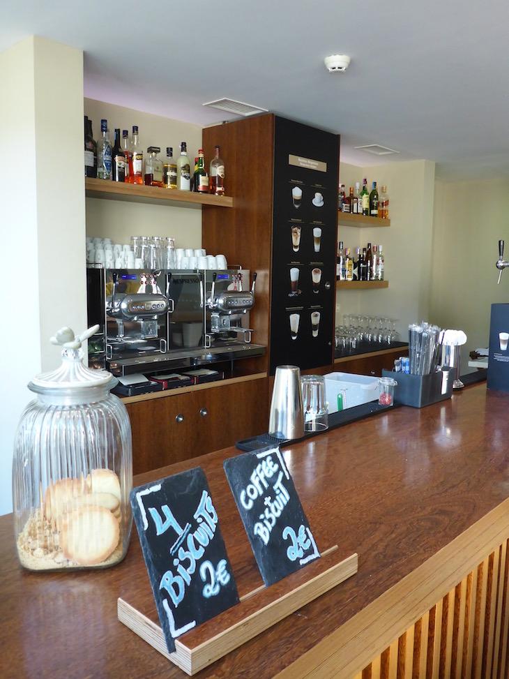 Nespresso Corner no Vidamar Resort Algarve © Viaje Comigo