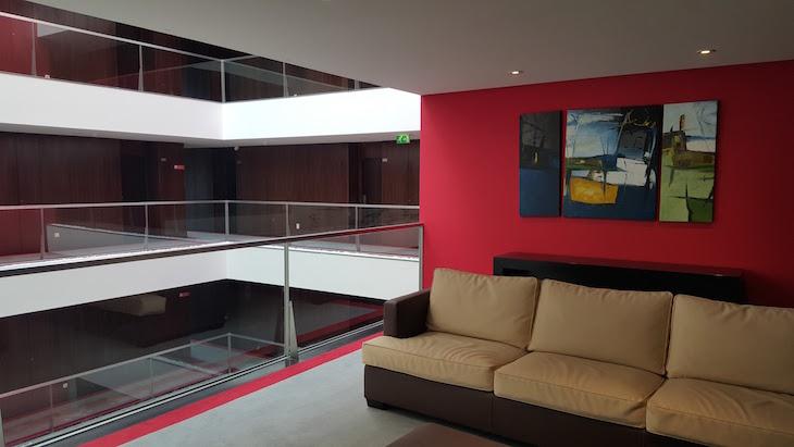 No Meliá Ria Hotel & Spa, Aveiro © Viaje Comigo