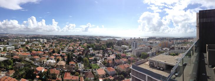 Porto Palácio VIP Lounge © Viaje Comigo