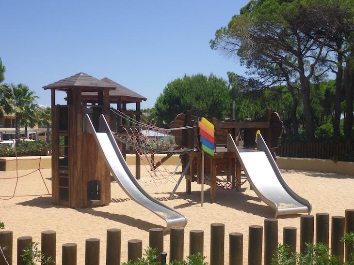 Parque infantil do Epic Sana Algarve © Viaje Comigo