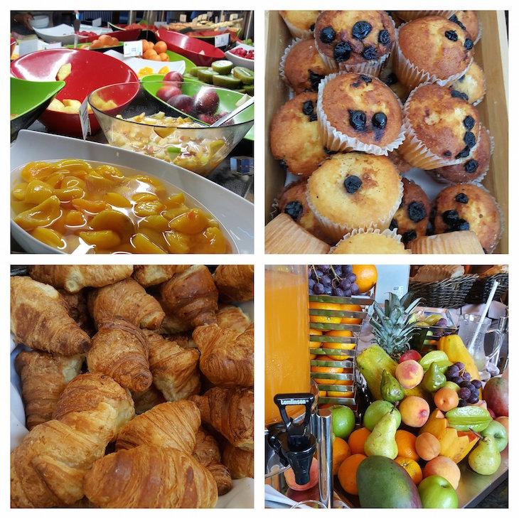 Pequeno-Almoço no Vidamar Resort Algarve © Viaje Comigo