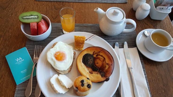 Pequeno-almoço do Vidamar Resort Algarve © Viaje Comigo
