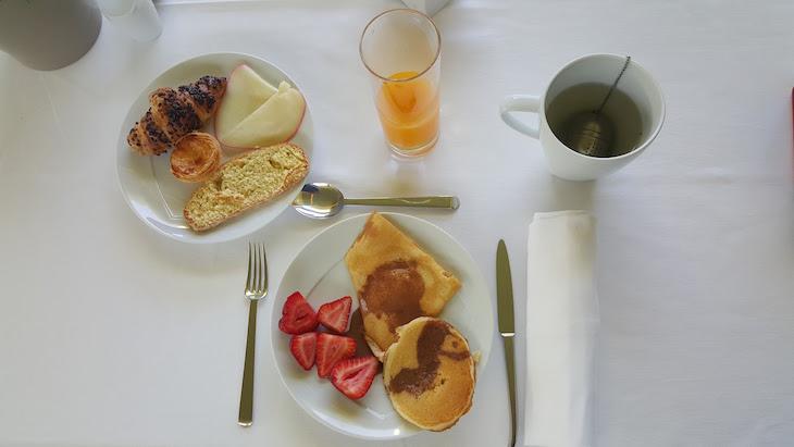 Pequeno-almoço na Quinta da Pacheca © Viaje Comigo