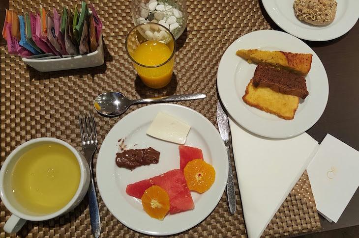 Pequeno-almoço no Czar Lisbon Hotel © Viaje Comigo