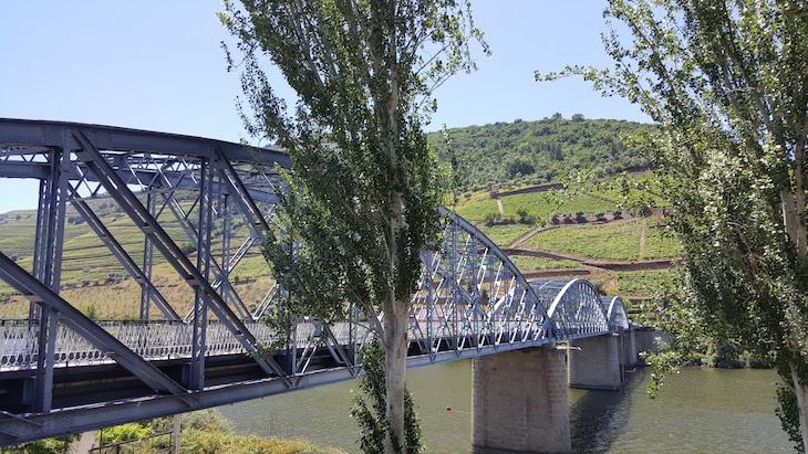 Ponte do Pinhão © Viaje Comigo