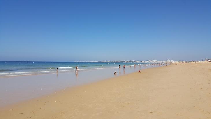 Praia dos Salgados, Algarve © Viaje Comigo