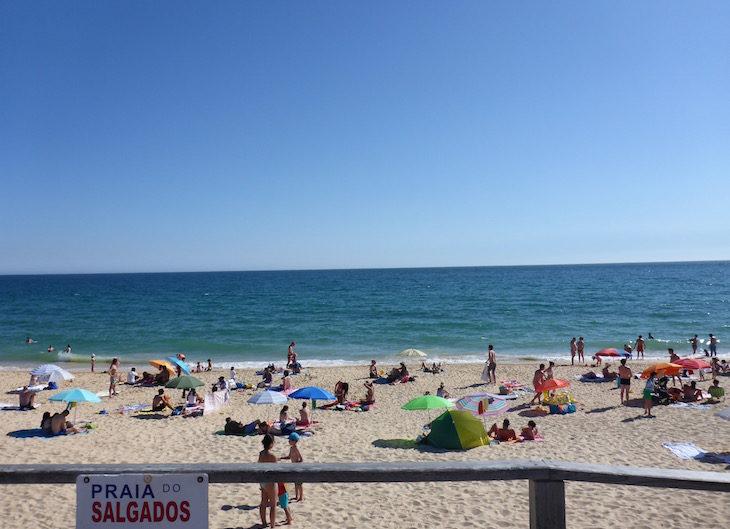 Praia dos Salgados - Vidamar Resort Algarve © Viaje Comigo