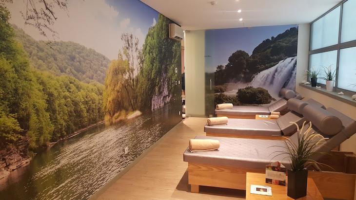 Relaxar do Spa do Meliá Ria Hotel & Spa, Aveiro © Viaje Comigo