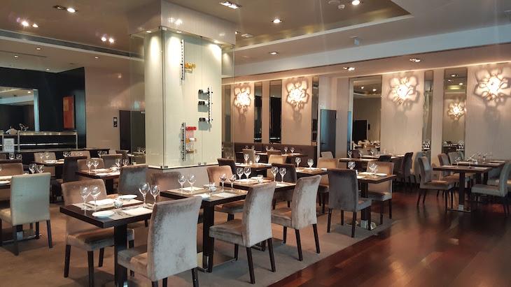 Restaurante Czar Lisbon Hotel © Viaje Comigo