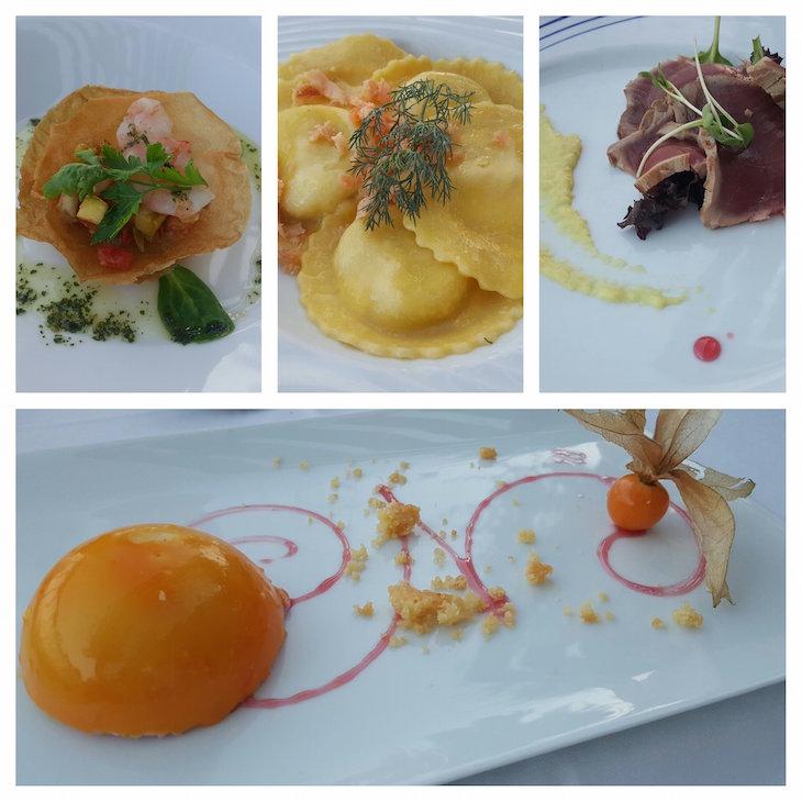 Restaurante Panorama - Club Med Gregolimano Grécia © Viaje Comigo