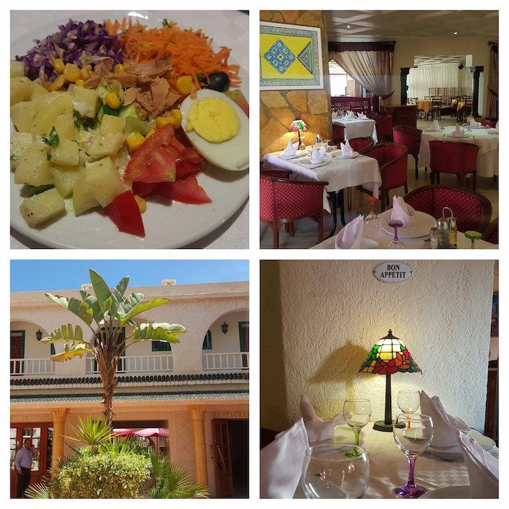 Restaurante Tamaris © Tunisia © Viaje Comigo