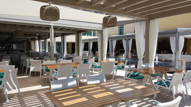 Restaurante do Epic Sana Algarve © Viaje Comigo