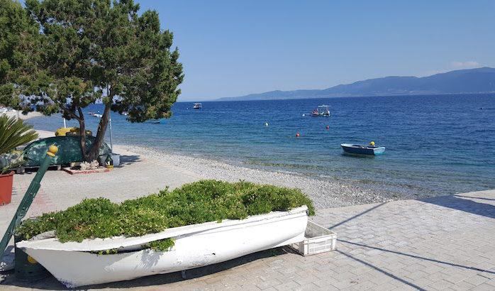 Saint Georges, Evia, Grécia © Viaje Comigo