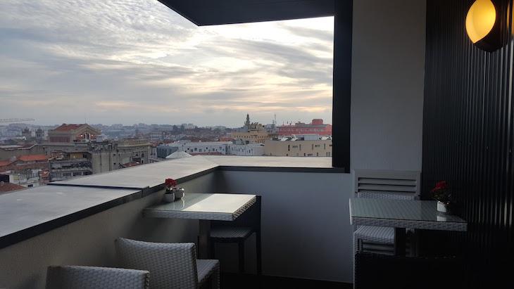 Varanda do Portobello Rooftop Restaurant & Bar © Viaje Comigo