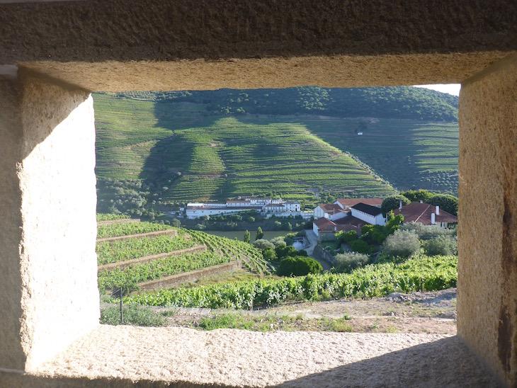 Vista da Quinta da Roêda, Pinhão © Viaje Comigo