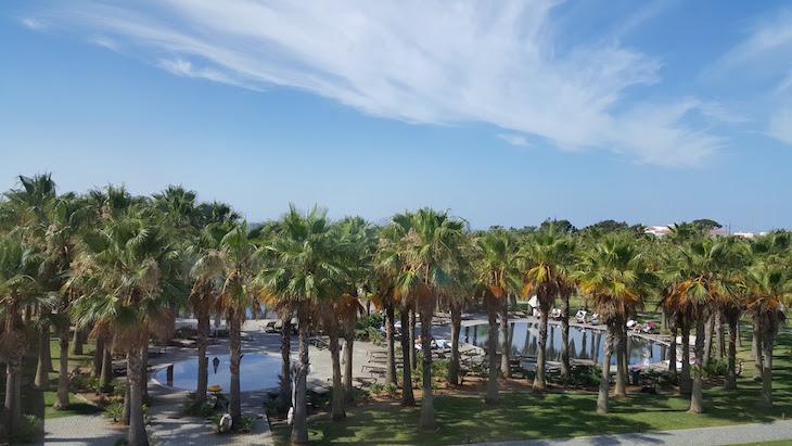 Vista das 3 piscinas do São Rafael Atlântico © Viaje Comigo